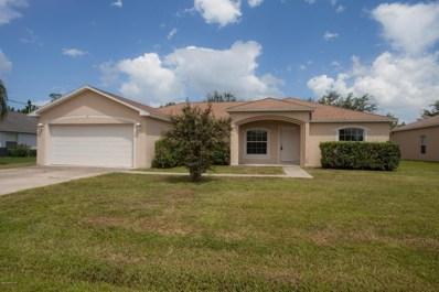14 Lamar Ln, Palm Coast, FL 32137 - #: 898627