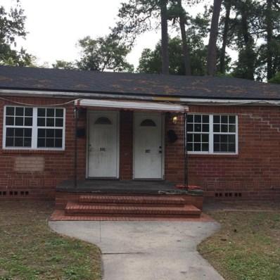 805 Willowbranch Ave, Jacksonville, FL 32205 - #: 899461