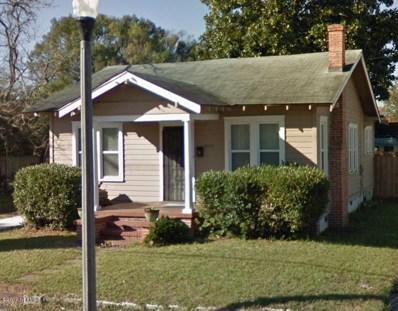 2128 Myrtle Ave N, Jacksonville, FL 32209 - #: 900861