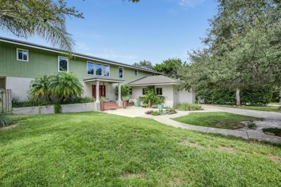 1507 San Rafael Way, St Augustine, FL 32080 - #: 901537