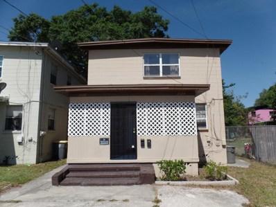3122 Bridier St, Jacksonville, FL 32206 - #: 901832