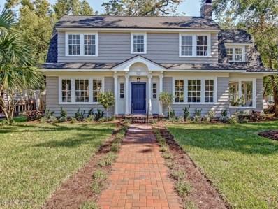 1529 Donald St, Jacksonville, FL 32205 - #: 902777