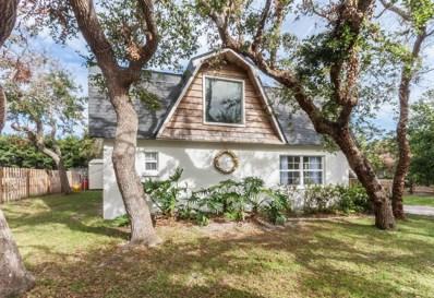 202 3RD St, St Augustine, FL 32084 - #: 903143