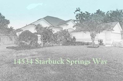 14534 Starbuck Springs Way, Jacksonville, FL 32258 - #: 904015