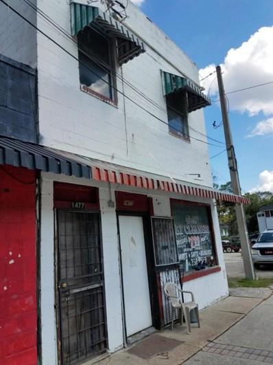 1479 N Myrtle Ave, Jacksonville, FL 32209 - MLS#: 904397