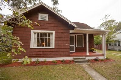 1644 Ingleside Ave, Jacksonville, FL 32205 - MLS#: 904533