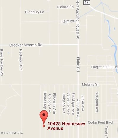 10425 Hennessey Ave, Hastings, FL 32145 - #: 904935
