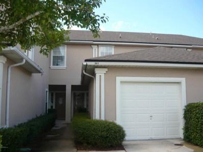 561 South Branch Dr, St Johns, FL 32259 - #: 905676