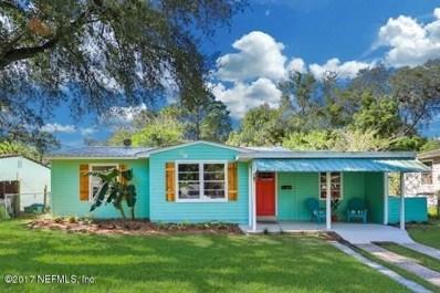 2818 Ernest St, Jacksonville, FL 32205 - #: 907149