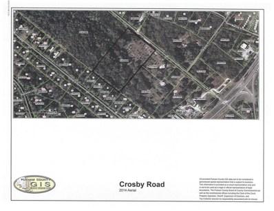 Crosby Rd, San Mateo, FL 32187 - MLS#: 907770