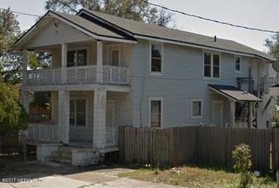 738 Jessie St, Jacksonville, FL 32206 - #: 907944