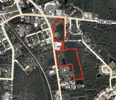 Yulee, FL home for sale located at Us Hwy 17 Us Highway 17, Yulee, FL 32097
