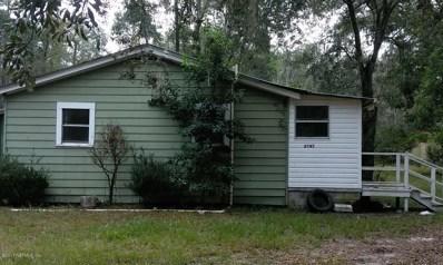 2747 Burroughs Rd, Middleburg, FL 32068 - #: 908293