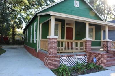 1470 E 14TH St, Jacksonville, FL 32206 - #: 908340
