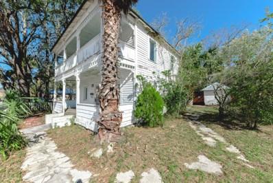 69 Oneida St, St Augustine, FL 32084 - #: 908542