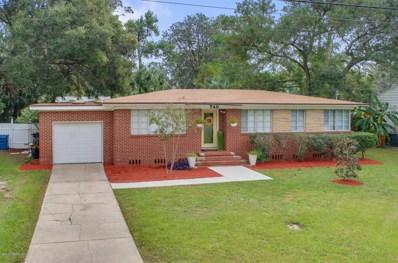 749 Arlingwood Ave, Jacksonville, FL 32211 - #: 908902
