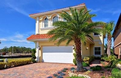262 Yacht Harbor Dr, Palm Coast, FL 32137 - MLS#: 909410