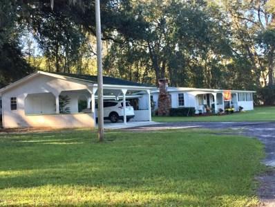 13817 Ruben Crawford Rd, Macclenny, FL 32063 - #: 910107