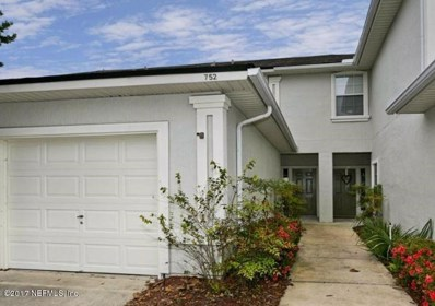 752 Middle Branch Way, St Johns, FL 32259 - #: 910927