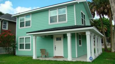 401 Margaret St, Neptune Beach, FL 32266 - #: 911437