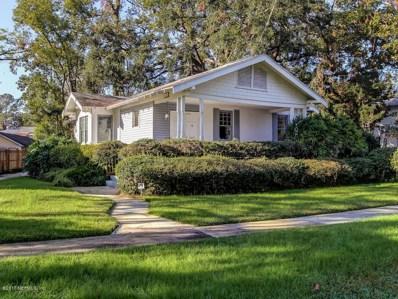 1466 Belvedere Ave, Jacksonville, FL 32205 - #: 911964