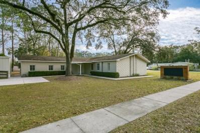 520 Oakridge Ave, Green Cove Springs, FL 32043 - MLS#: 913370