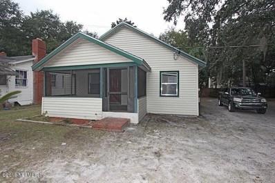 443 W 58TH St, Jacksonville, FL 32208 - #: 914790