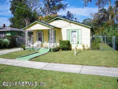 1915 W 4TH St, Jacksonville, FL 32209 - #: 914914