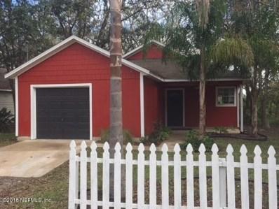228 Nesmith Ave, St Augustine, FL 32084 - #: 915931