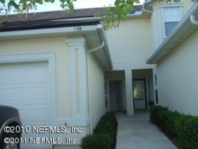 1102 Southern Mill Ct, Jacksonville, FL 32259 - #: 916204