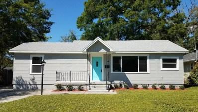 4525 Woolman Ave, Jacksonville, FL 32205 - MLS#: 916836