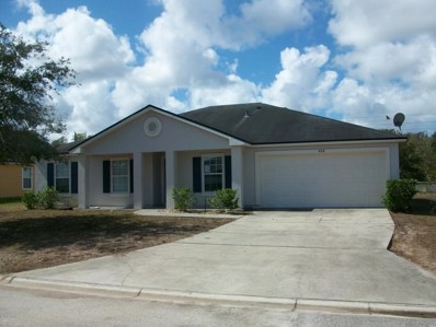 434 S Hamilton Springs Rd, St Augustine, FL 32084 - #: 917078