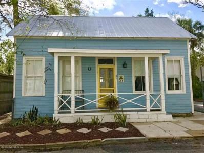 21 Mulberry St, St Augustine, FL 32084 - #: 918192