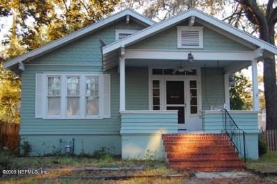 3224 Herschel St, Jacksonville, FL 32205 - #: 918342