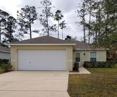 288 W Jayce Way, St Augustine, FL 32084 - #: 918344