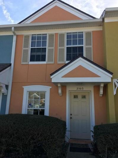 12311 Kensington Lakes Dr UNIT 2503, Jacksonville, FL 32246 - #: 918380