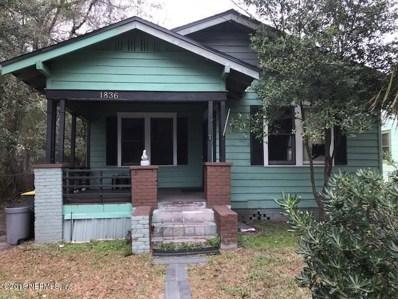 1836 Lambert St, Jacksonville, FL 32206 - #: 919889