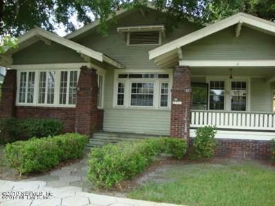 242 W 10TH St, Jacksonville, FL 32206 - #: 920772