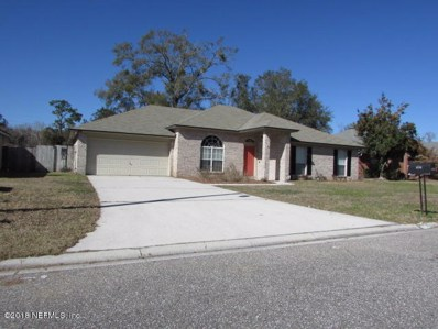 1742 Loch Leven Ct, Orange Park, FL 32065 - MLS#: 920926