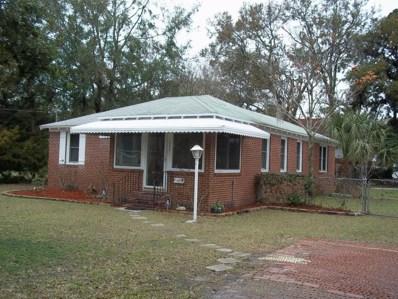 337 W 67TH St, Jacksonville, FL 32208 - #: 921027