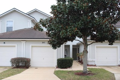 743 Middle Branch Way, St Johns, FL 32259 - MLS#: 921086