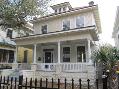 1639 N Pearl St, Jacksonville, FL 32206 - #: 921747