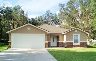 222 Landmark Ave, Satsuma, FL 32189 - MLS#: 922025