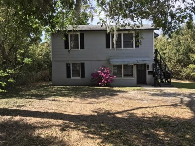 7046 Bloxham Ave UNIT UPSTAIRS, Jacksonville, FL 32208 - MLS#: 922134