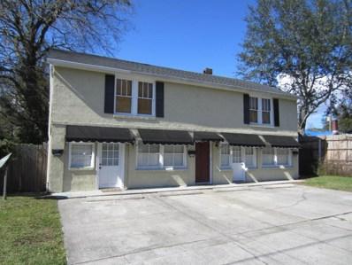 4317 Antisdale St, Jacksonville, FL 32205 - #: 922147