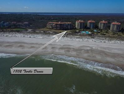 1802 Turtle Dunes Pl, Amelia Island, FL 32034 - #: 922185