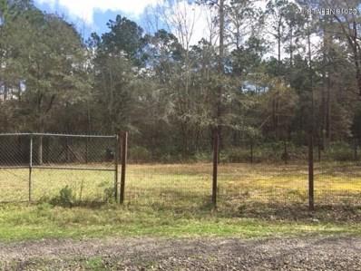 Sanderson, FL home for sale located at 0 Lil Dixie, Sanderson, FL 32087