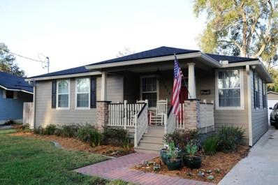 1278 Macarthur St, Jacksonville, FL 32205 - #: 922613