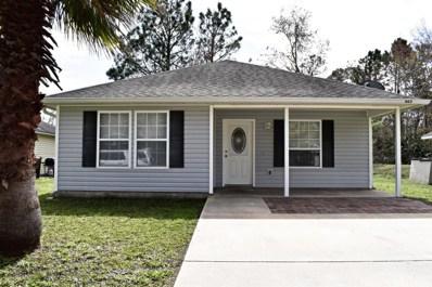 863 13TH St, St Augustine, FL 32084 - #: 922796