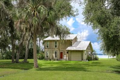 109 W Groveland Ln, East Palatka, FL 32131 - MLS#: 922845